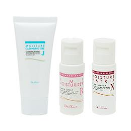 有限会社DSRの取り扱い商品「シェルシュールセラミドスキンケアトライアルセット-乾燥、敏感肌に肌バリア補給-」の画像