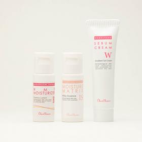 「シェルシュールミニサイズセンシティブセット-敏感肌に。3ステップで肌バリア補給-(有限会社DSR)」の商品画像