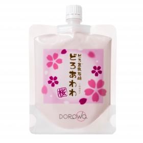 どろ豆乳石鹸 どろあわわ<桜>の商品画像