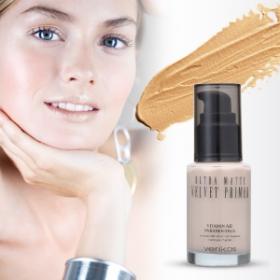 《脂性肌》マット ベルベット プライマーの商品画像