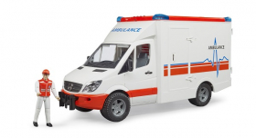 MB救急車の商品画像