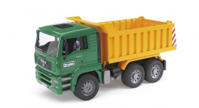 「MAN Tip up トラック(株式会社 ジョブインターナショナル)」の商品画像