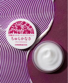 チュラコス株式会社の取り扱い商品「沖縄美人のオールインワンジェルちゅらかなさ」の画像