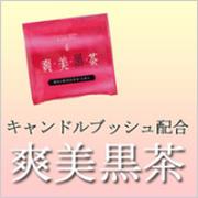キャンドルブッシュ配合 「爽美黒茶」の商品画像