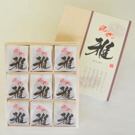 「紀州の雅 9粒入り(川辺食品株式会社)」の商品画像