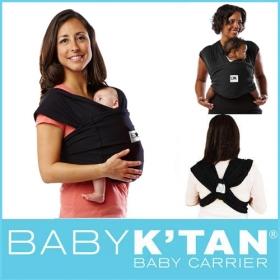 抱っこひも 新生児から使えるベビーケターン/Baby K'tanベビーキャリア の商品画像
