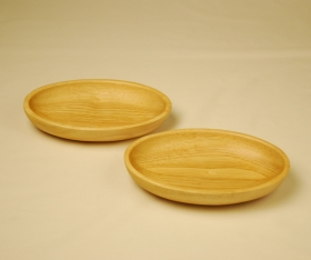「木製 オーバルボウル(株式会社クリヤマ)」の商品画像