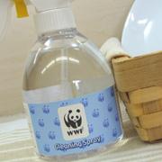 「WWF クリーニングスプレー 300ml(服部製紙株式会社)」の商品画像
