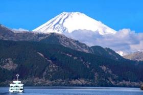 富士山七変化 富士山せんべいの商品画像