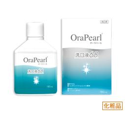 「薬用歯みがきオーラパール & オーラパール洗口液6.8(全薬販売株式会社)」の商品画像の3枚目