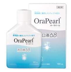 オーラパール洗口液6.8の商品画像