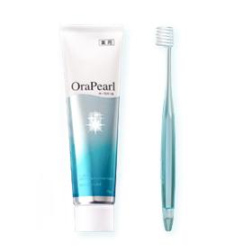 オーラパール本品 + 歯ブラシセットの商品画像