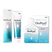 薬用はみがきオーラパール本品 + オーラパール洗口液6.8セットの商品画像