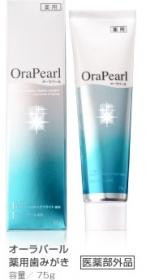 「薬用歯みがきオーラパール & オーラパール洗口液6.8(全薬販売株式会社)」の商品画像の2枚目