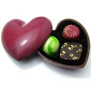チョコレートボックス ハートの商品画像