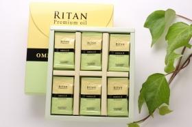 RITANプレミアムオイル「オメガ3亜麻仁油・サチャインチ」の商品画像