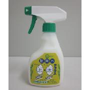 あの超電水に米油を配合した安心のワックス 超電水米米ワックスシュ!シュ!の商品画像