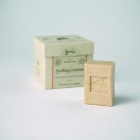 「ガミラシークレット ゼラニウム ソープ(株式会社シービック)」の商品画像の1枚目