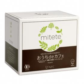 mitete 女性100人の声から生まれたおうちdeカフェの商品画像