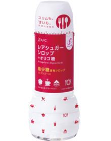 「レアシュガーシロップ+オリゴ糖(株式会社エーエフシー)」の商品画像