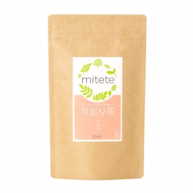 mitete 女性100人の声から生まれた月巡り茶の口コミ(クチコミ)情報の商品写真