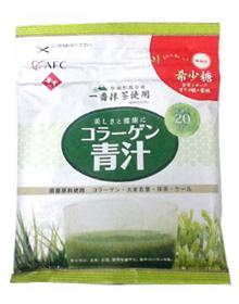 「コラーゲン青汁+希少糖 約20日分(株式会社エーエフシー)」の商品画像