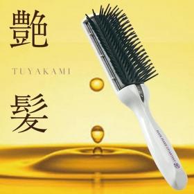 「美容師さんの艶髪ブラシ静電気除去タイプ(プロイデア/アイソシアル/ラボネッツ)」の商品画像
