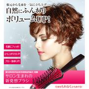ボリュームアップのためのヘアブラシ『アイアーチ ボリュームアップブラシ』の商品画像