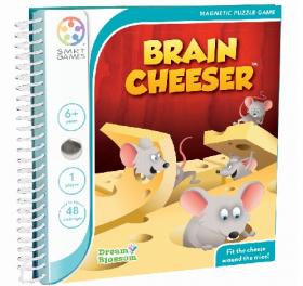 「SMRT GAMES 脳トレ マグネットパズルゲーム(株式会社ドリームブロッサム )」の商品画像の1枚目