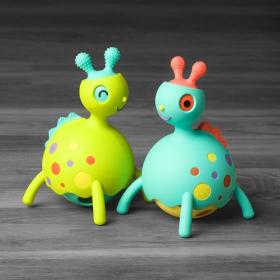 Fat Brain ロロビー2種(ブルー・グリーン)の商品画像