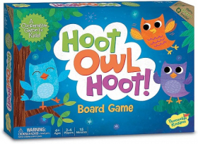「ボードゲーム すごろく ホーホーフクロウ (株式会社ドリームブロッサム )」の商品画像