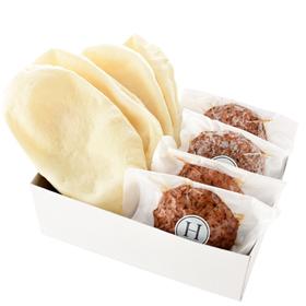 「ピタパン&ハンバーグ(株式会社アンデルセン)」の商品画像の2枚目