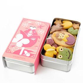 童話クッキー お花畑のおやゆび姫の商品画像