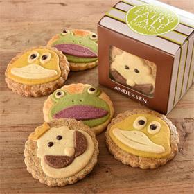 「3種の童話クッキーセット(株式会社アンデルセン)」の商品画像