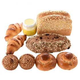 5種の穀物ブレッド&バラエティの商品画像