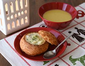 手づくりパングラタン&スープセットの商品画像