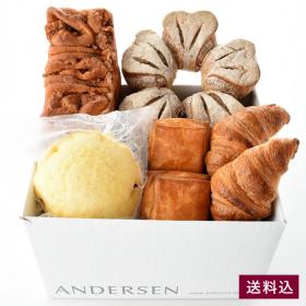 株式会社アンデルセンの取り扱い商品「【送料込】春のパンセット」の画像