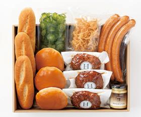 「ホットドック&ハンバーガー(株式会社広島アンデルセン)」の商品画像