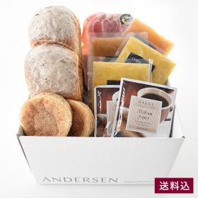 【送料込】石窯パンの朝食セットの商品画像