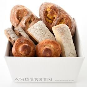 「秋のパンセット(株式会社アンデルセン)」の商品画像の3枚目