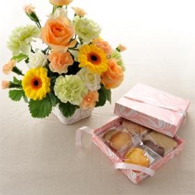 「フラワーアレンジ&スイーツ(株式会社アンデルセン)」の商品画像