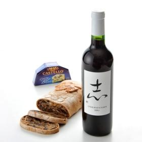 アンデルセンファームワイン「志」&収穫のフルーツブレッドの商品画像