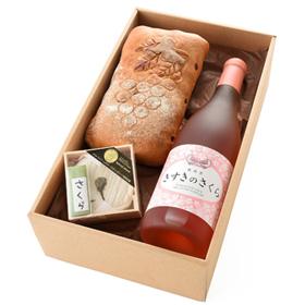 「春を楽しむワインセット(株式会社アンデルセン)」の商品画像