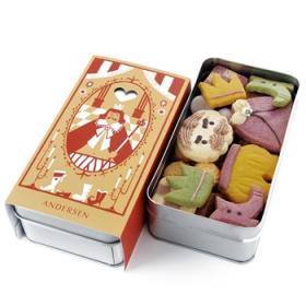 「童話クッキー 王様の秋ファッション (株式会社アンデルセン)」の商品画像