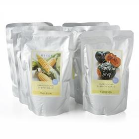 ヒュッゲ コールドスープ詰合わせ 6パックの口コミ(クチコミ)情報の商品写真