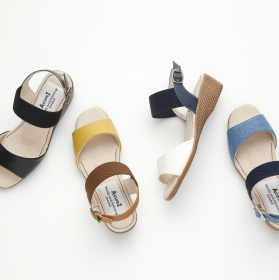 「Stretch combi sandal(ストレッチコンビサンダル)(アシックス商事株式会社)」の商品画像