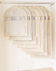 「ジャストサイズ洋服カバー(収納の巣(株式会社テンネット))」の商品画像