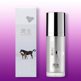 株式会社ビューケンの取り扱い商品「ビューケン潤生ウマプラセンタ美容液」の画像