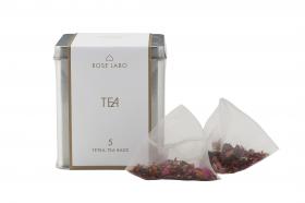 ROSE TEA 5 TETRA BAGSの商品画像