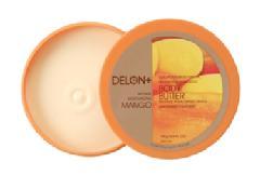 「ボディバター マンゴー (196g) 【デロン(DELON)】(株式会社ベジトリー)」の商品画像